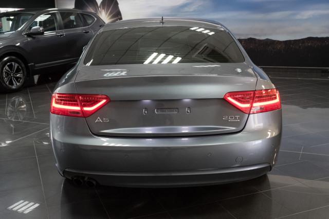 2012 Audi A5 8T  Coupe Image 5