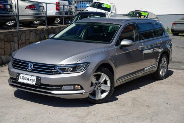 2016 Volkswagen Passat B8 MY16 132TSI Wagon Image 2
