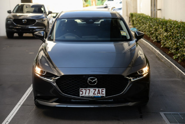 2019 Mazda 3 BP G20 Pure Sedan Sedan Image 3