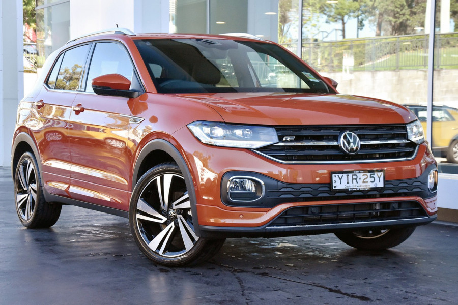 2020 MY21 Volkswagen T-Cross C1 85TSI Style Wagon Image 1