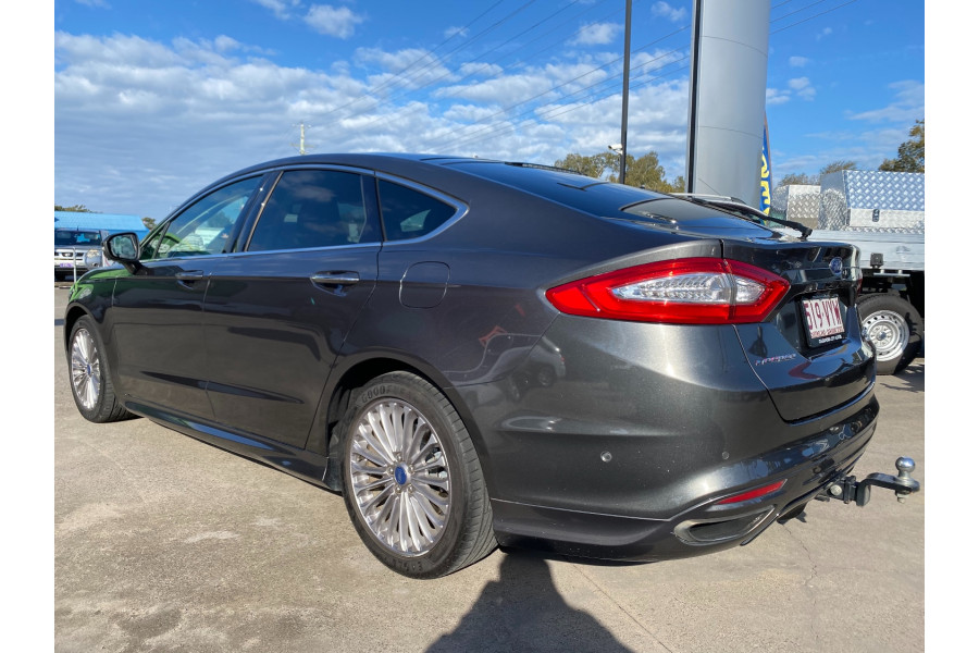 2015 Ford Mondeo MD Titanium Hatchback