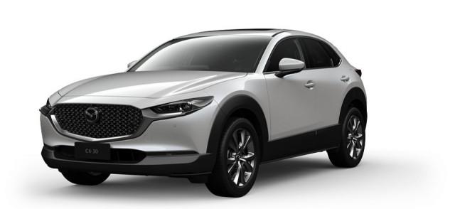 2021 MY20 Mazda CX-30 DM Series G25 Astina Wagon Mobile Image 2