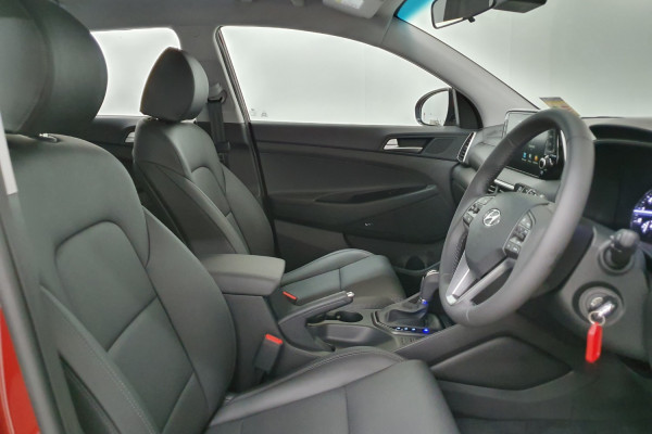2020 Hyundai Tucson TL4 Active X Suv Image 3