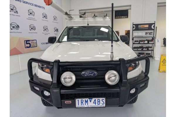 2017 Ford Ranger PX MKII XL Cab chassis Image 3