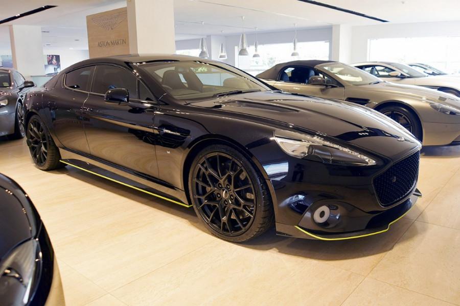 2019 Aston martin Rapide AMR 6.0L V12 8Spd Auto Sedan Mobile Image 1
