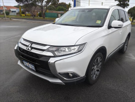 Mitsubishi Outlander LS - Safety Pack ZK  LS Safety