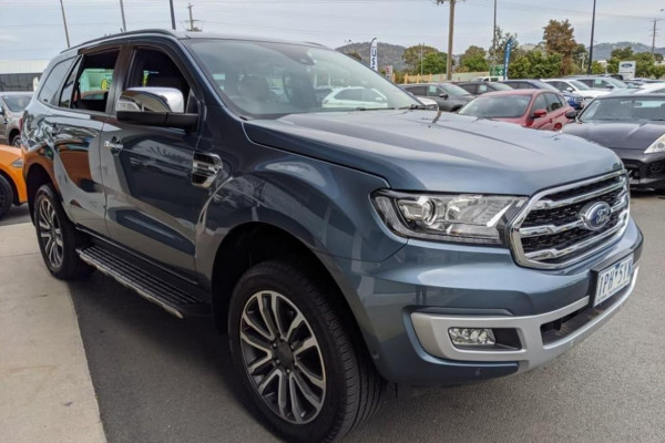2019 Ford Everest UA II 2019.00MY TITANIUM Suv Image 4