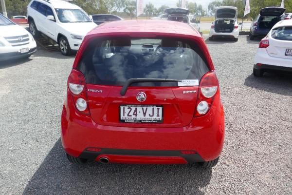 2014 Holden Barina TM CD Hatchback