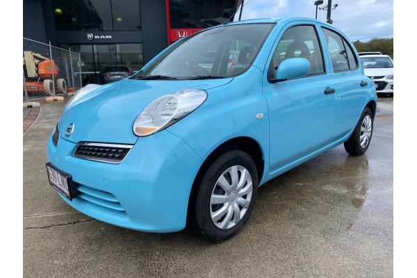 2009 Nissan Micra K12 Hatchback Image 3