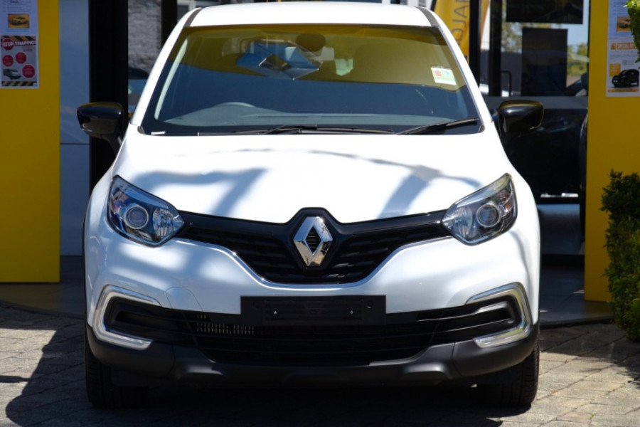 2018 Renault Captur J87 Zen Hatch