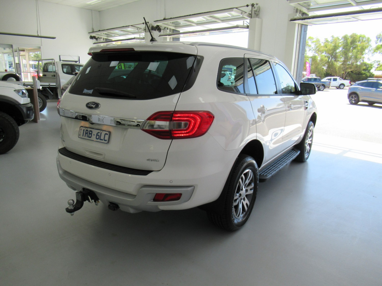 2020 MY20.25 Ford Everest UA II Trend 4WD Suv Image 6