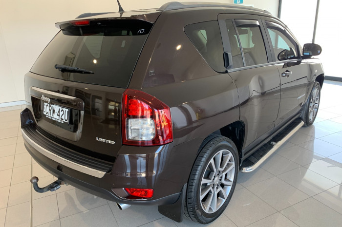 2014 Jeep Compass MK MY14 Limited Suv Image 15