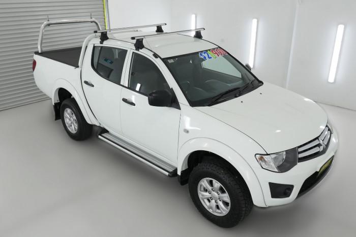 2015 Mitsubishi Triton MN MY15 GLX Utility Image 24