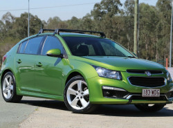 Holden Cruze SRi-V JH Series II MY15