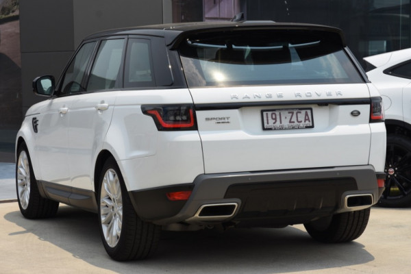 2018 MY19.5 Land Rover Range Rover Sport L494 SE Suv Image 3