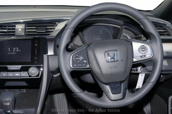 2018 Honda Civic Sedan 10th Gen VTi Hatchback