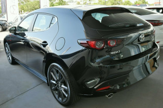 2020 Mazda 3 BP G25 Evolve Hatch Hatchback Image 3