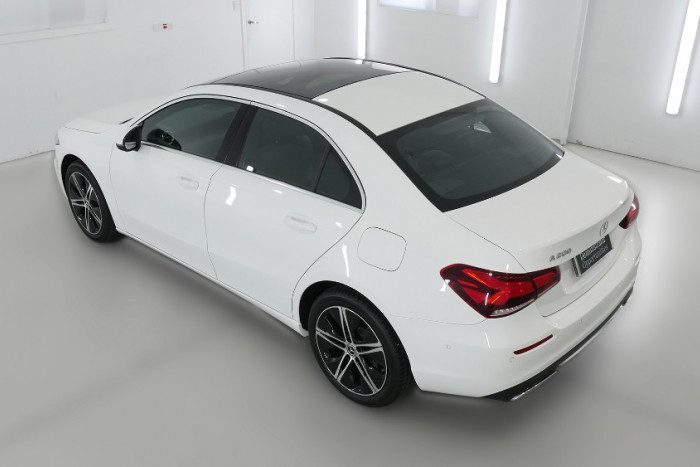 2019 Mercedes-Benz A Class Sedan Image 24