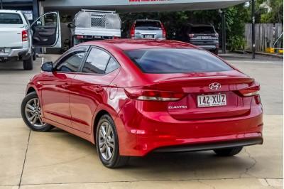 2017 Hyundai Elantra AD MY17 Active Sedan Image 2