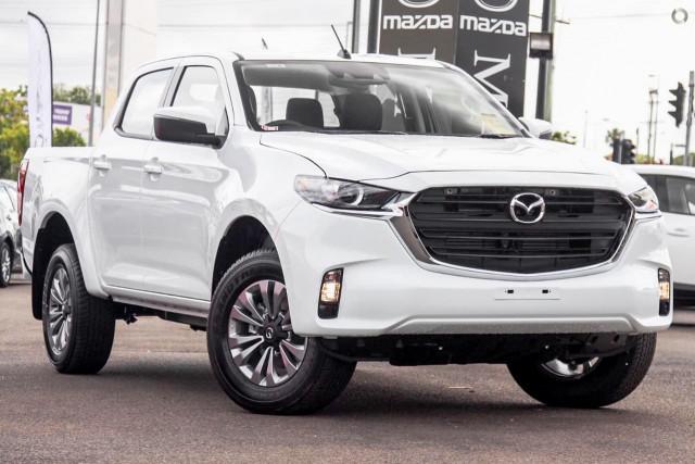 2020 MY21 Mazda BT-50 TF XT 4x4 Dual Cab Pickup Utility