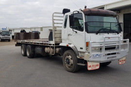 Fuso Fighter 6x4 FN64