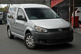 Volkswagen Caddy TDI250 SWB 2KN MY11