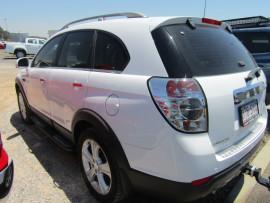 2012 Holden Captiva CG SERIES II MY12 7 Suv
