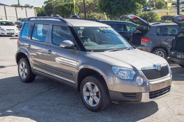 2012 Skoda Yeti 77 TSI (4x2)