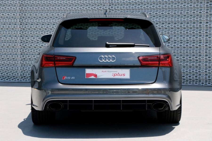 2017 MY18 Audi Rs6 4G MY18 performance Wagon Image 4