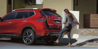 X-Trail Motion-Activated Tailgate