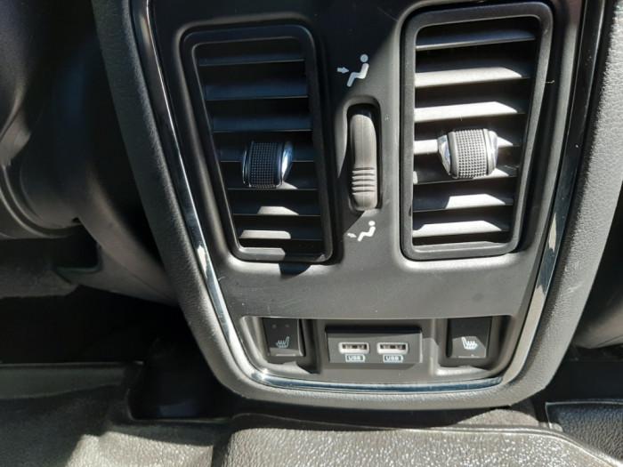 2015 Chrysler Grand Cherokee WK Overland Wagon