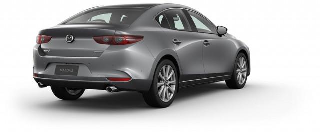 2021 Mazda 3 BP G20 Evolve Sedan Sedan Mobile Image 13