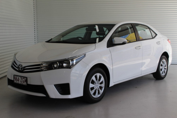 2014 Toyota Corolla ZRE172R ASCENT Sedan Image 4