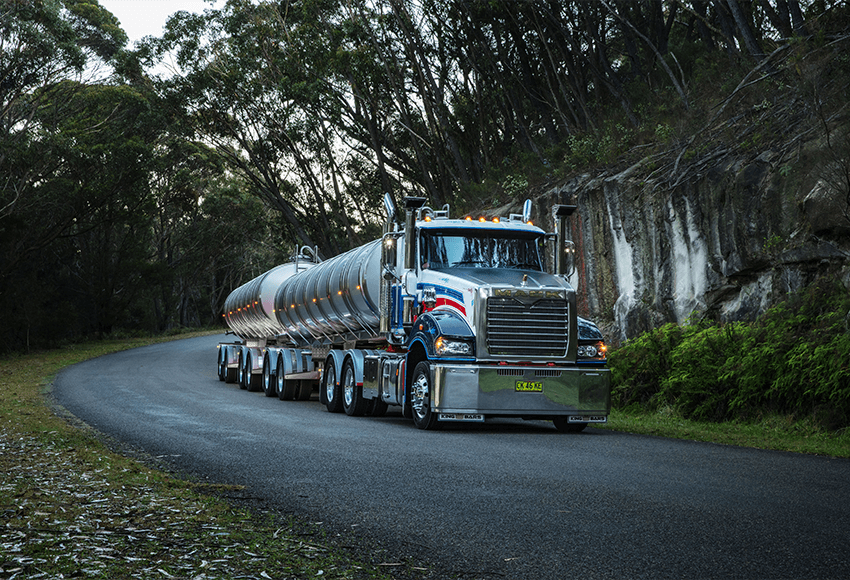 Super-Liner Bulk Tanker