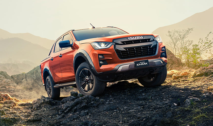 Discover the All-New D-MAX Image