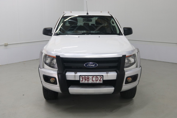 2015 Ford Ranger PX XL Cab chassis Image 2