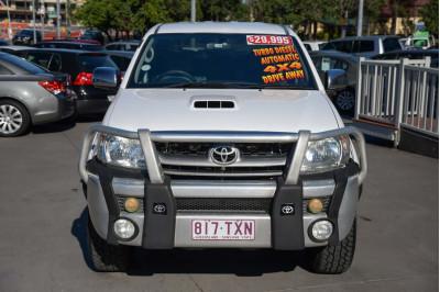 2011 Toyota HiLux KUN26R MY10 SR5 Utility Image 2