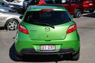 2009 Mazda 2 DE10Y1 Neo Hatchback Image 4