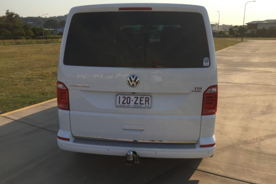 2016 Volkswagen Multivan T6 TDI450 Wagon