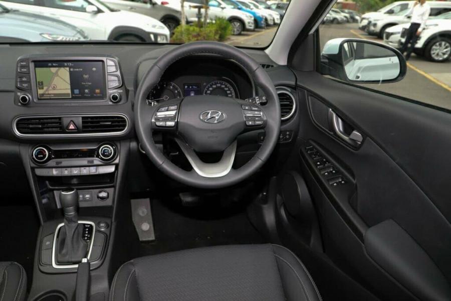 2020 Hyundai Kona OS.3 Elite Suv Image 11
