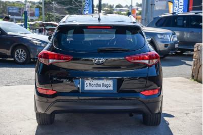 2017 Hyundai Tucson TL MY18 Active X Suv Image 5