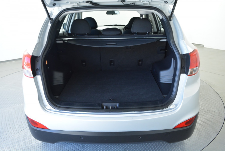 2011 Hyundai ix35 LM MY11 Active Wagon Image 6