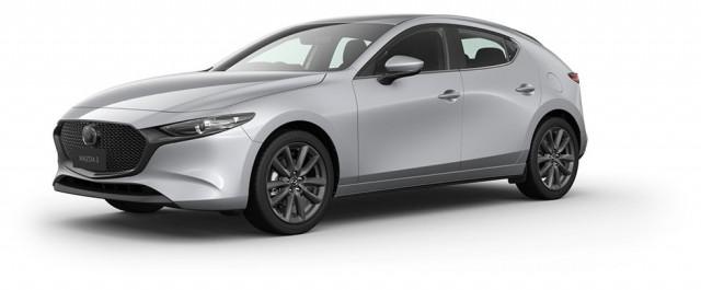 2021 Mazda 3 BP G25 Evolve Hatchback Mobile Image 1