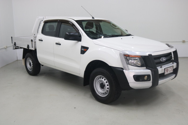 2015 Ford Ranger PX XL Cab chassis Image 3