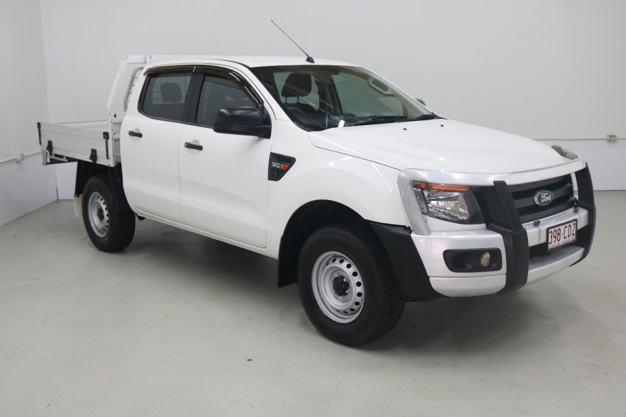 2015 Ford Ranger PX XL Cab chassis