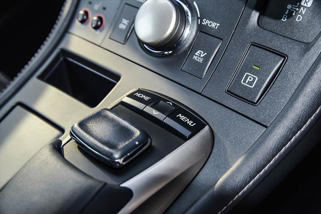 2017 MY16 Lexus Ct ZWA10R  CT200h F CT200h - F Sport Hatchback