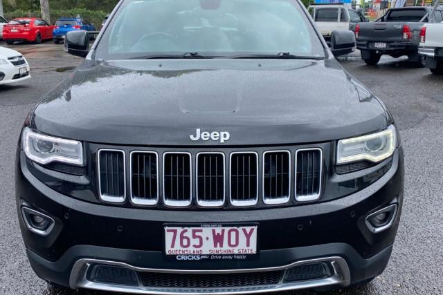 2016 MY15 Jeep Grand Cherokee WK Limited Suv Image 2