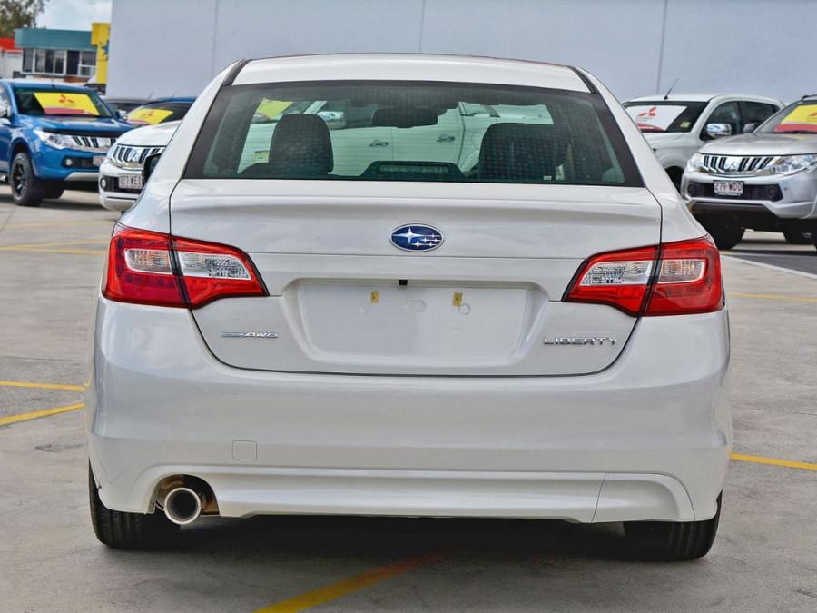 2017 MY18 Subaru Liberty 6GEN 2.5i Premium Sedan