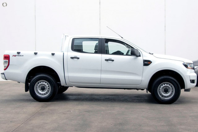 2017 Ford Ranger PX MkII 4x2 XL Double Cab Pickup 2.2L Hi-Rider Utility