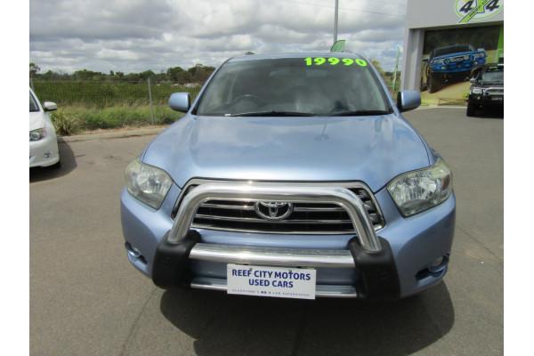2008 Toyota Kluger GSU45R KX-S Suv Image 2